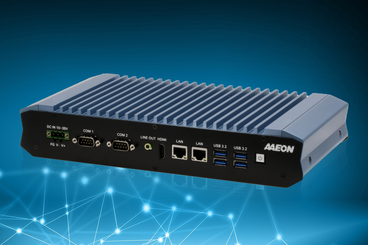 BOXER-6642-CML   Extreme Computing Power & Display Capability