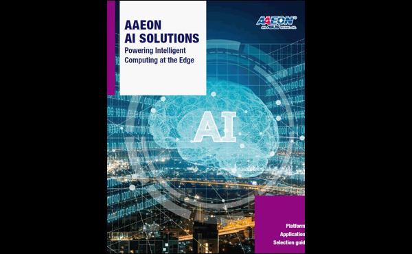AAEON AI Brochure